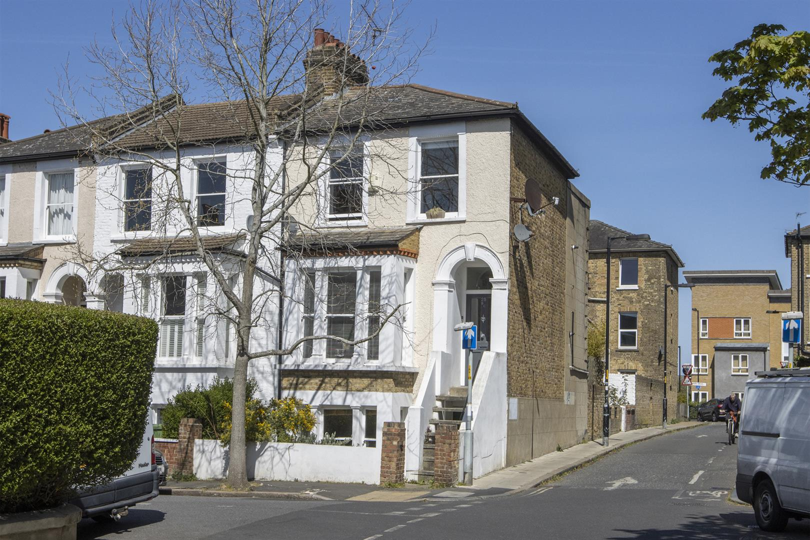 Flat - Conversion Sale Agreed in Barforth Road, Nunhead, SE15 814 view1