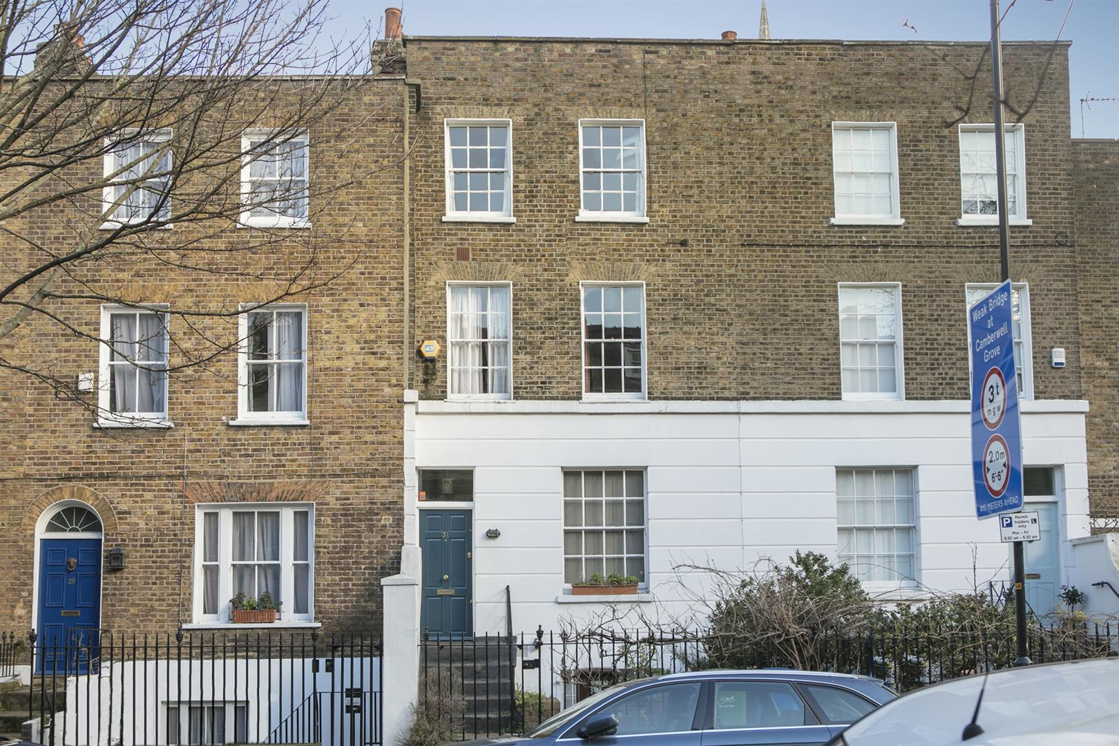 House - Terraced For Sale in Camberwell Grove, Camberwell, SE5 578 view4