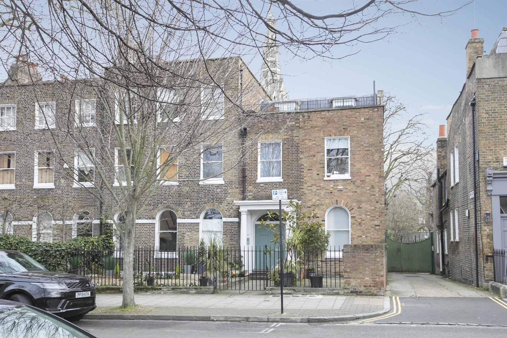 Flat - Conversion Sale Agreed in Camberwell Grove, Camberwell, SE5 588 view1