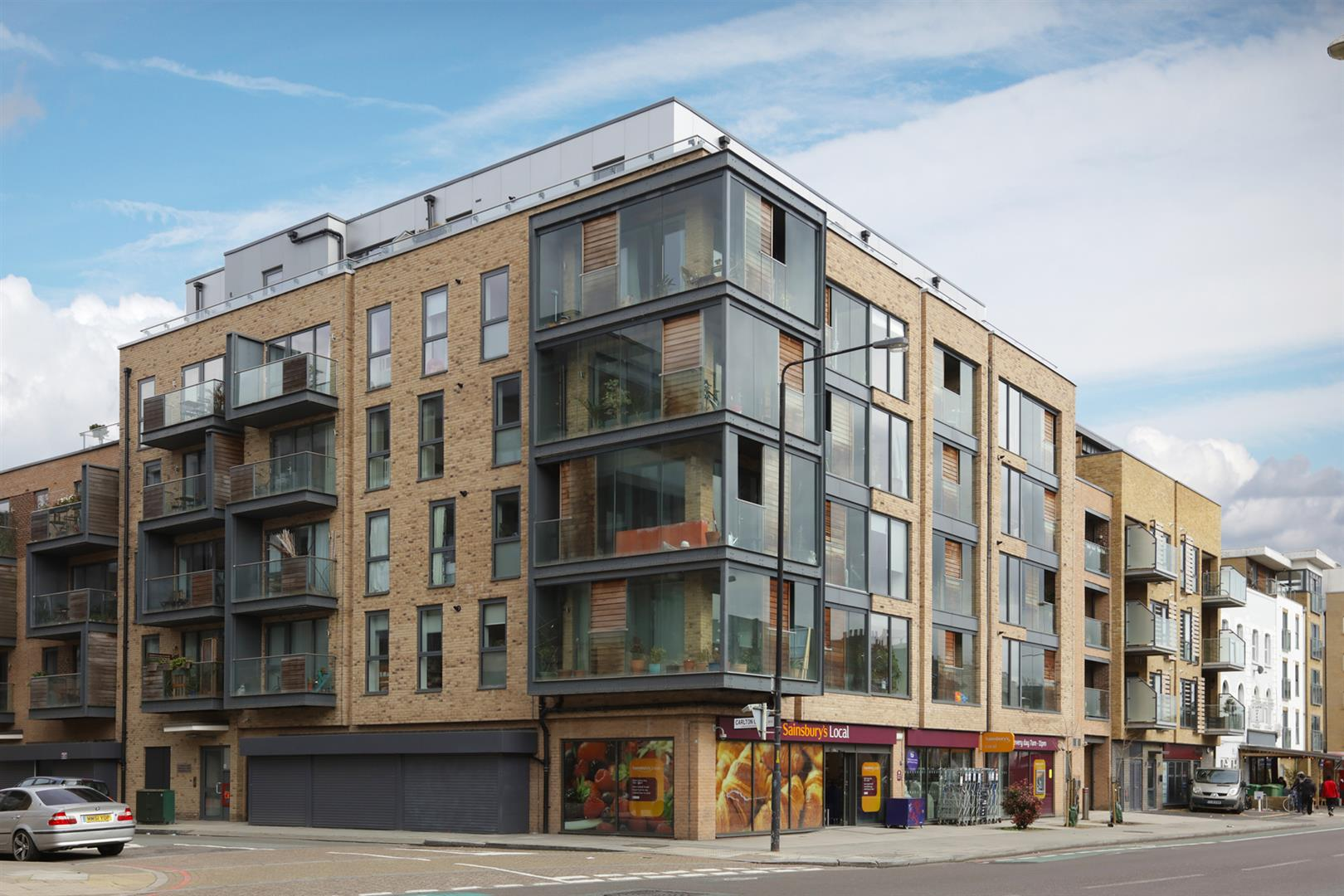Flat - Purpose Built For Sale in Carlton Grove, Peckham, SE15 596 view1