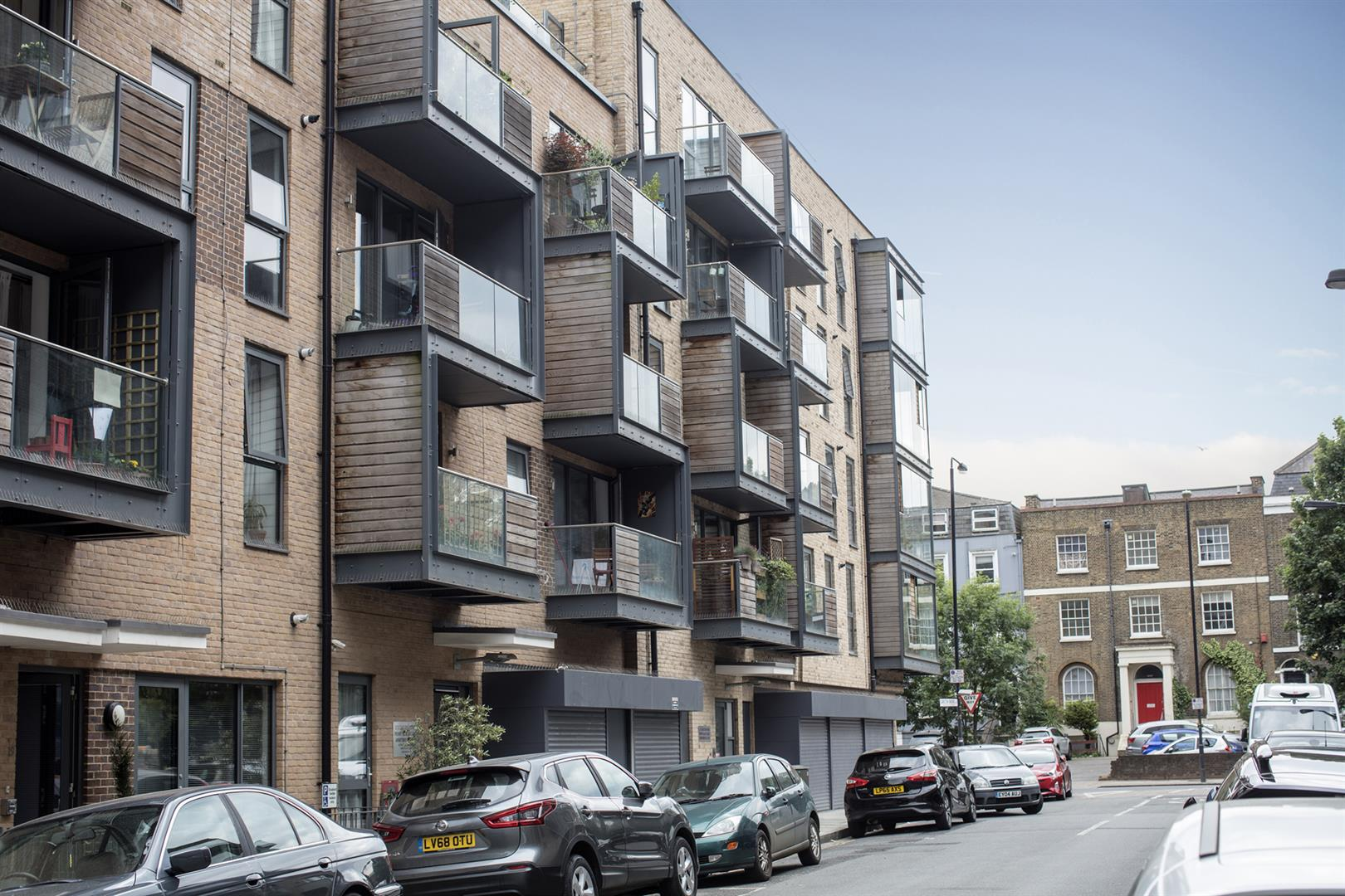 Flat - Purpose Built Sale Agreed in Carlton Grove, Peckham, SE15 605 view1
