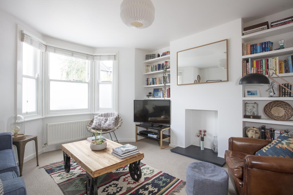 Flat - Conversion Sale Agreed in Copleston Road, Peckham, SE15 494 view2