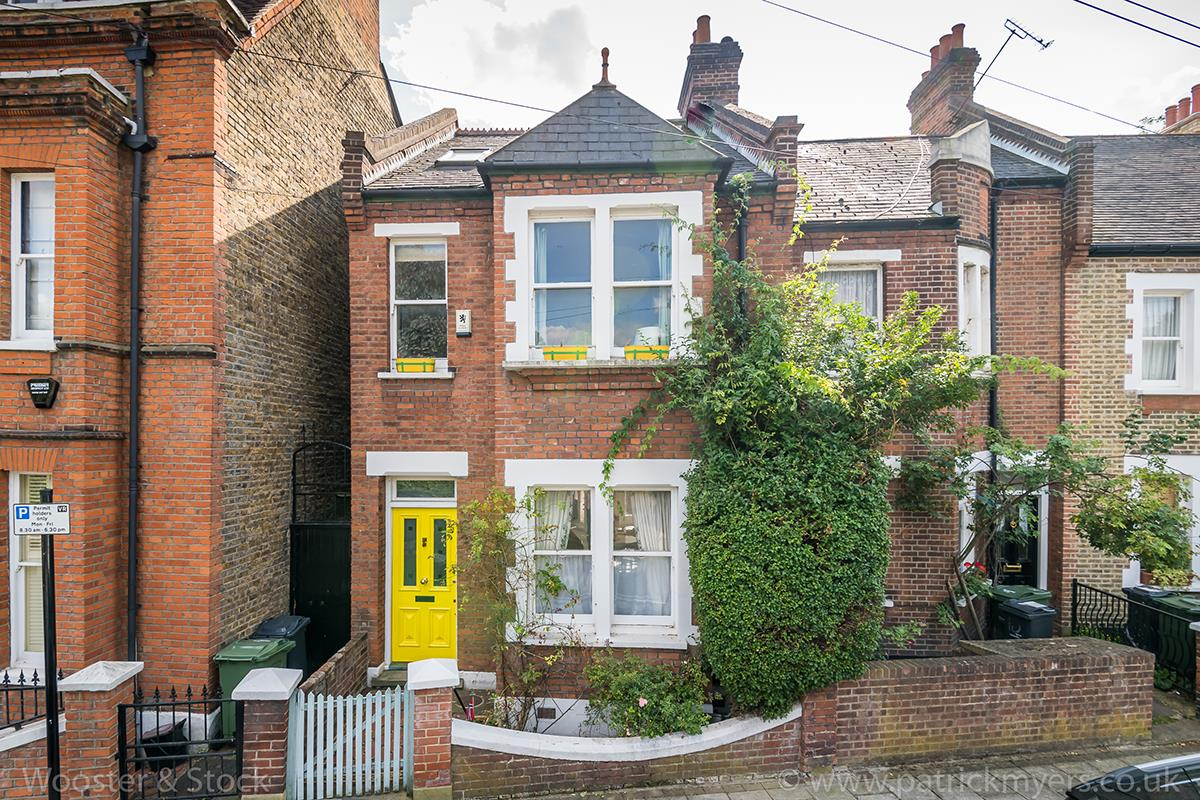 House - Terraced Sale Agreed in Cormont Road, Camberwell, SE5 518 view1