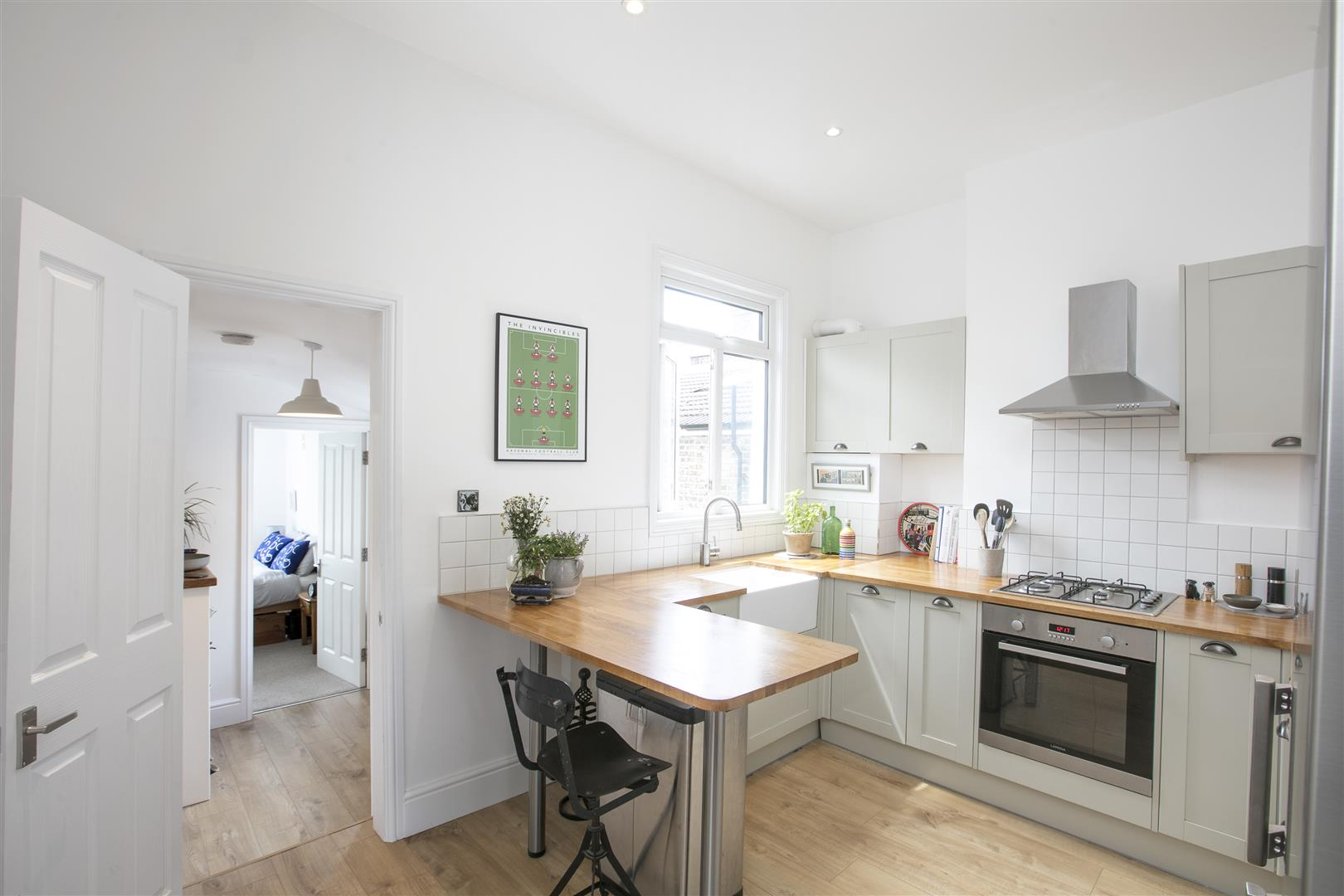 Flat - Conversion Sale Agreed in Drakefell Road, Brockley, SE4 640 view2