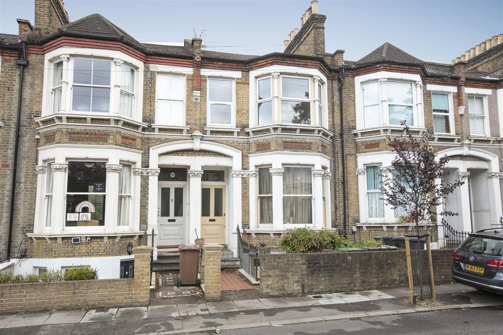 Flat - Conversion Sale Agreed in Drakefell Road, Brockley, SE4 640 view1
