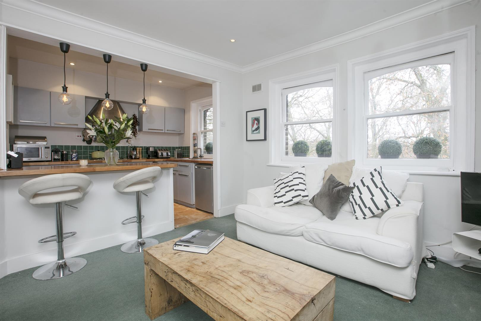 Flat - Conversion Sale Agreed in East Dulwich Road, Dulwich, SE22 545 view3