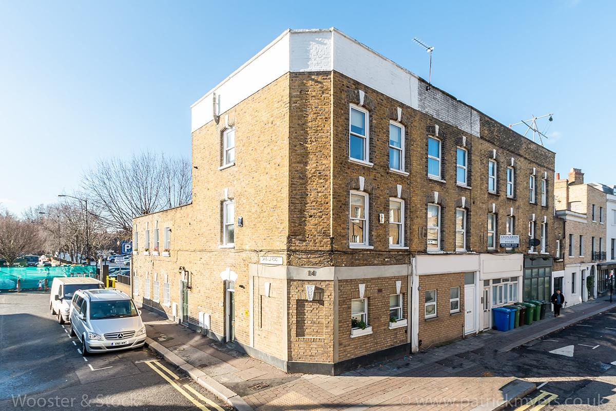 Flat/Apartment Sold in Grove Lane, Camberwell, SE5 408 view1