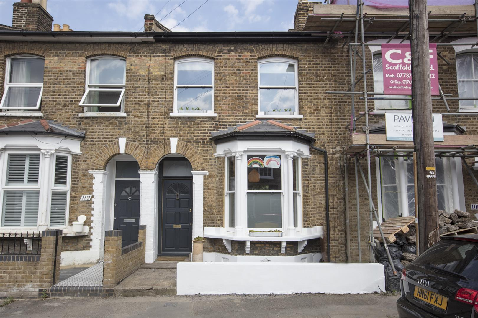 House - Terraced Sale Agreed in Kirkwood Road, Nunhead, SE15 609 view1