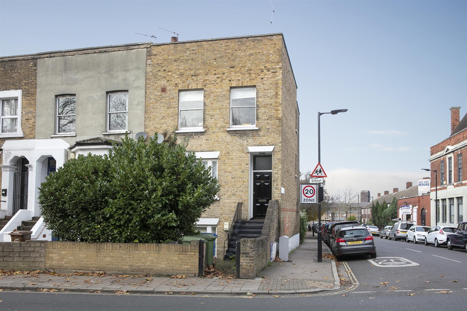 Flat - Conversion Sale Agreed in Nunhead Lane, Nunhead, SE15 751 view1
