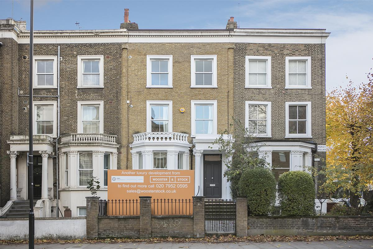 Flat - Conversion Sold in Peckham Road, Camberwell, SE5 539 view3