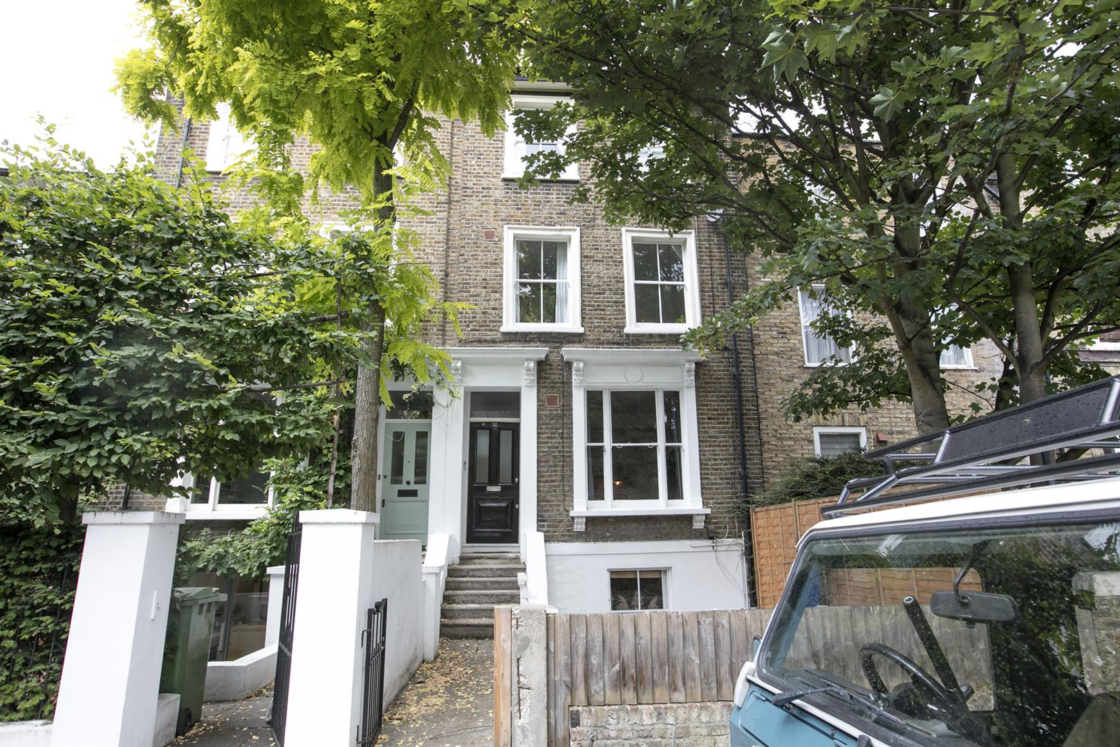 Flat - Conversion Sale Agreed in Talfourd Road, London 643 view1