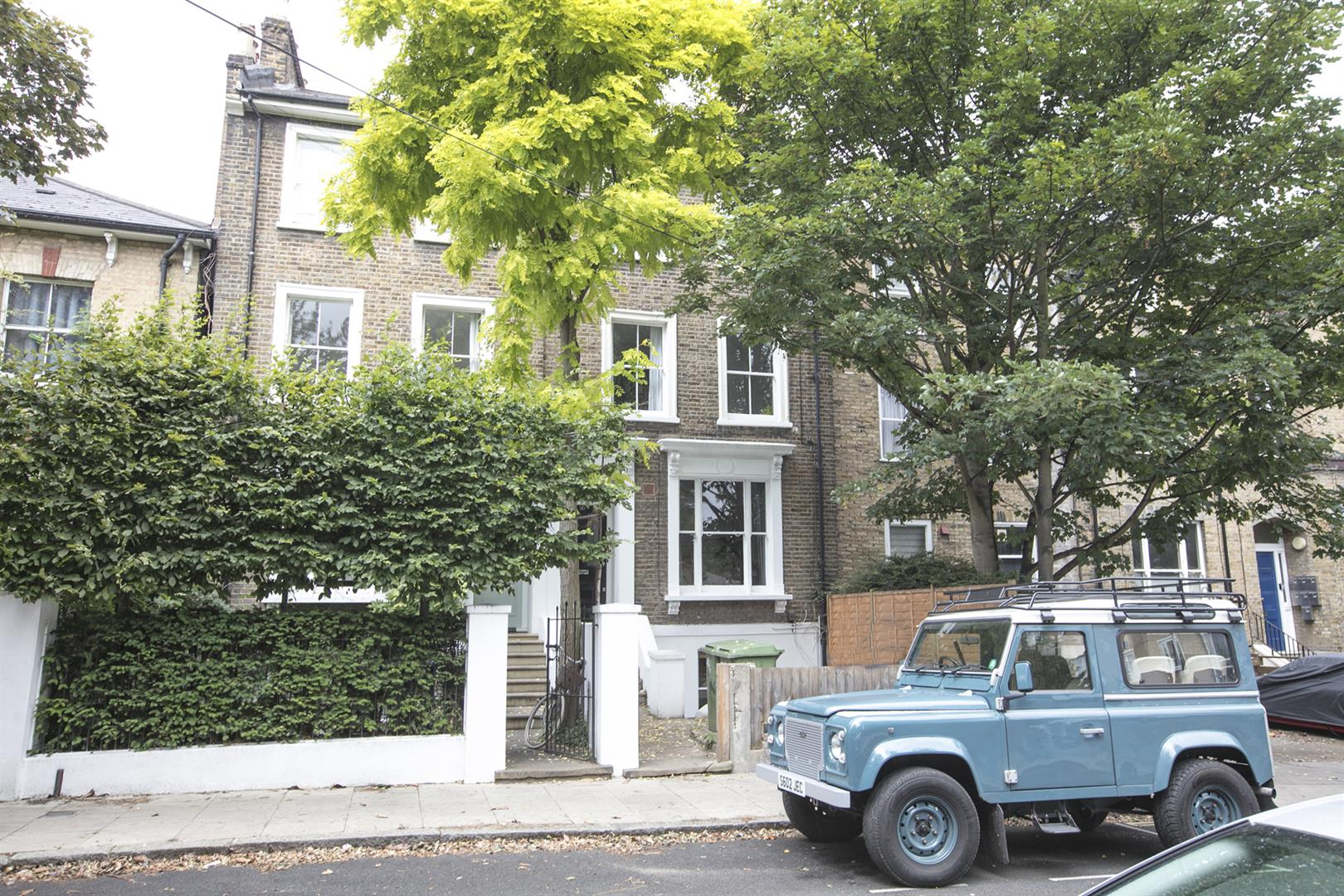 Flat - Conversion Sale Agreed in Talfourd Road, London 643 view14