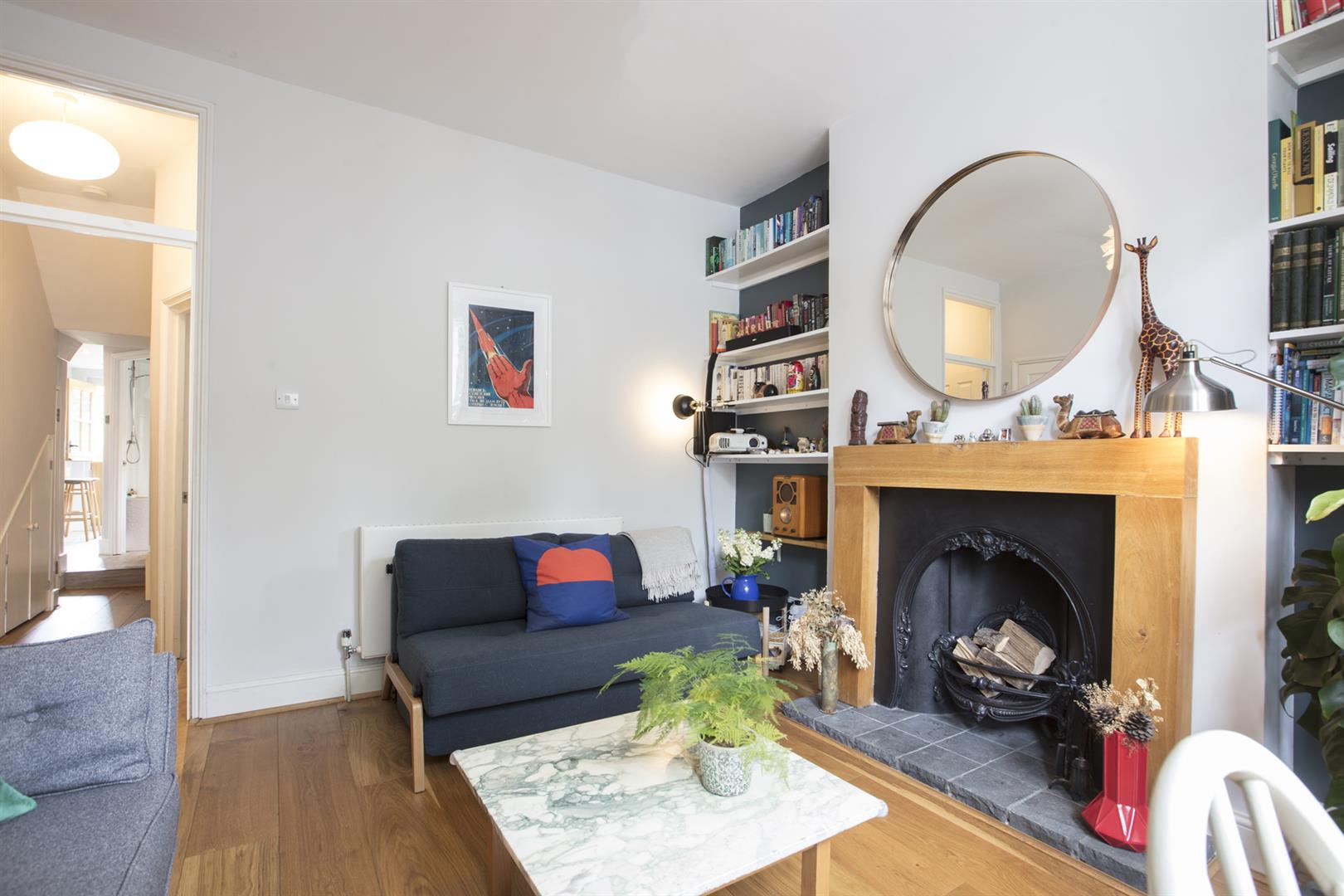 Flat - Conversion Sale Agreed in Vicarage Grove, Camberwell, SE5 644 view5