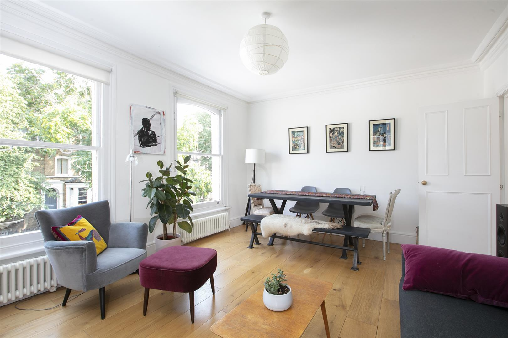 Flat - Conversion Sale Agreed in Vicarage Grove, Camberwell, SE5 680 view3