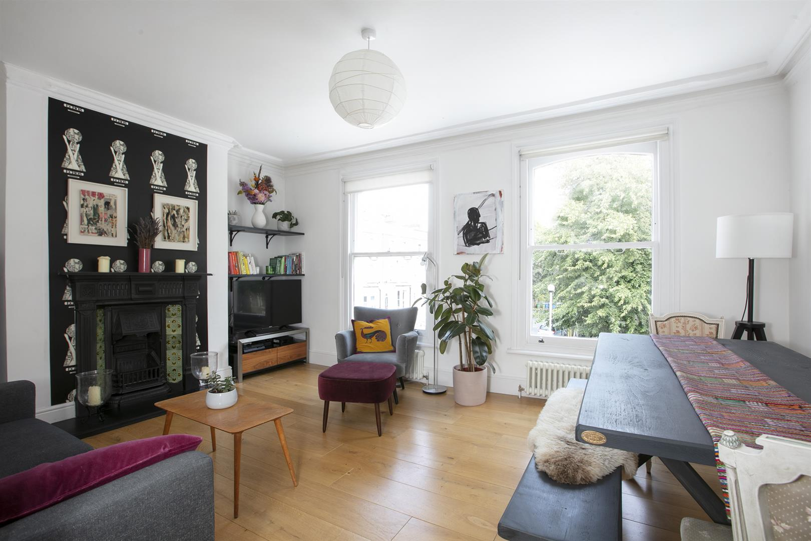 Flat - Conversion Sale Agreed in Vicarage Grove, Camberwell, SE5 680 view2
