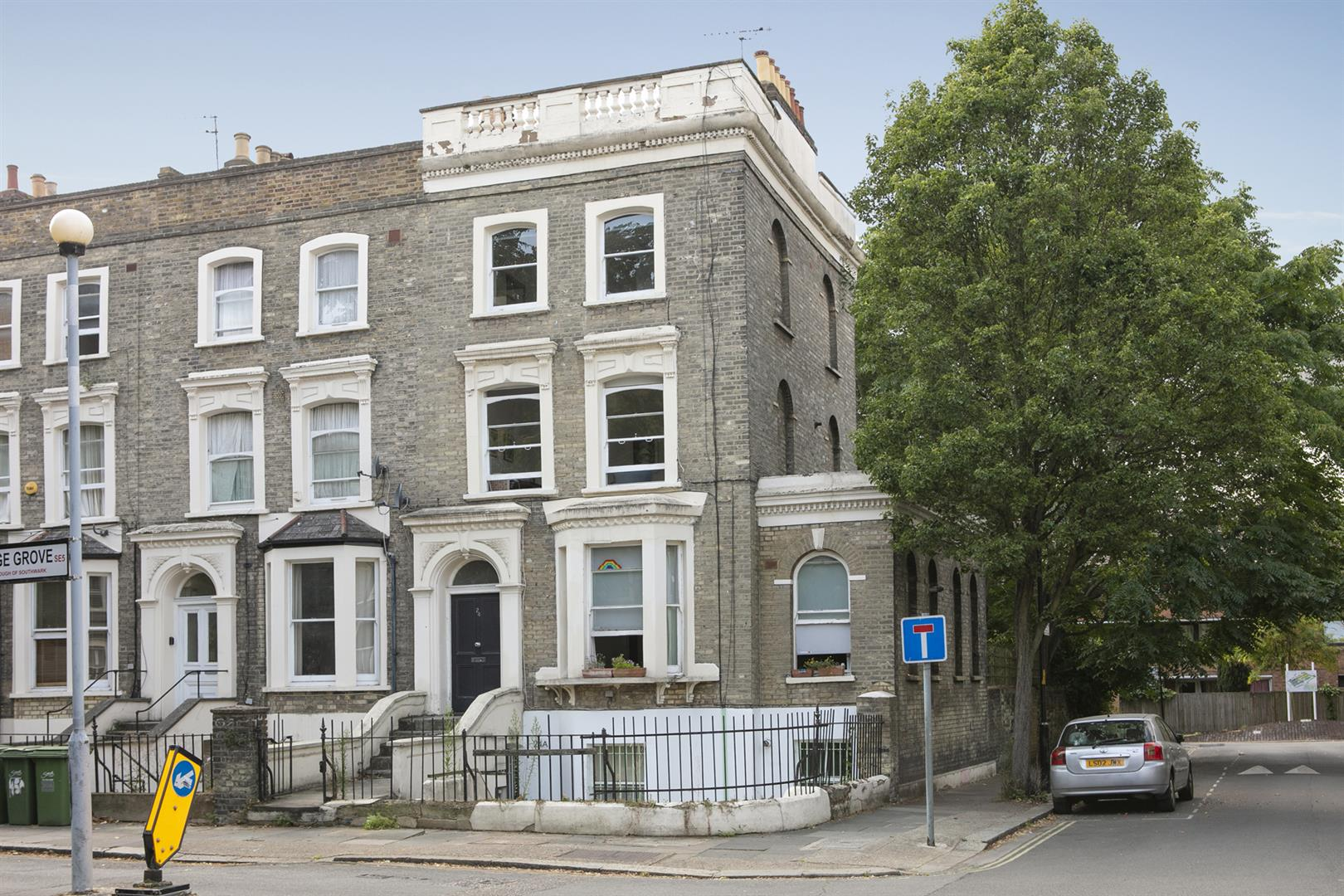 Flat - Conversion Sale Agreed in Vicarage Grove, Camberwell, SE5 680 view1