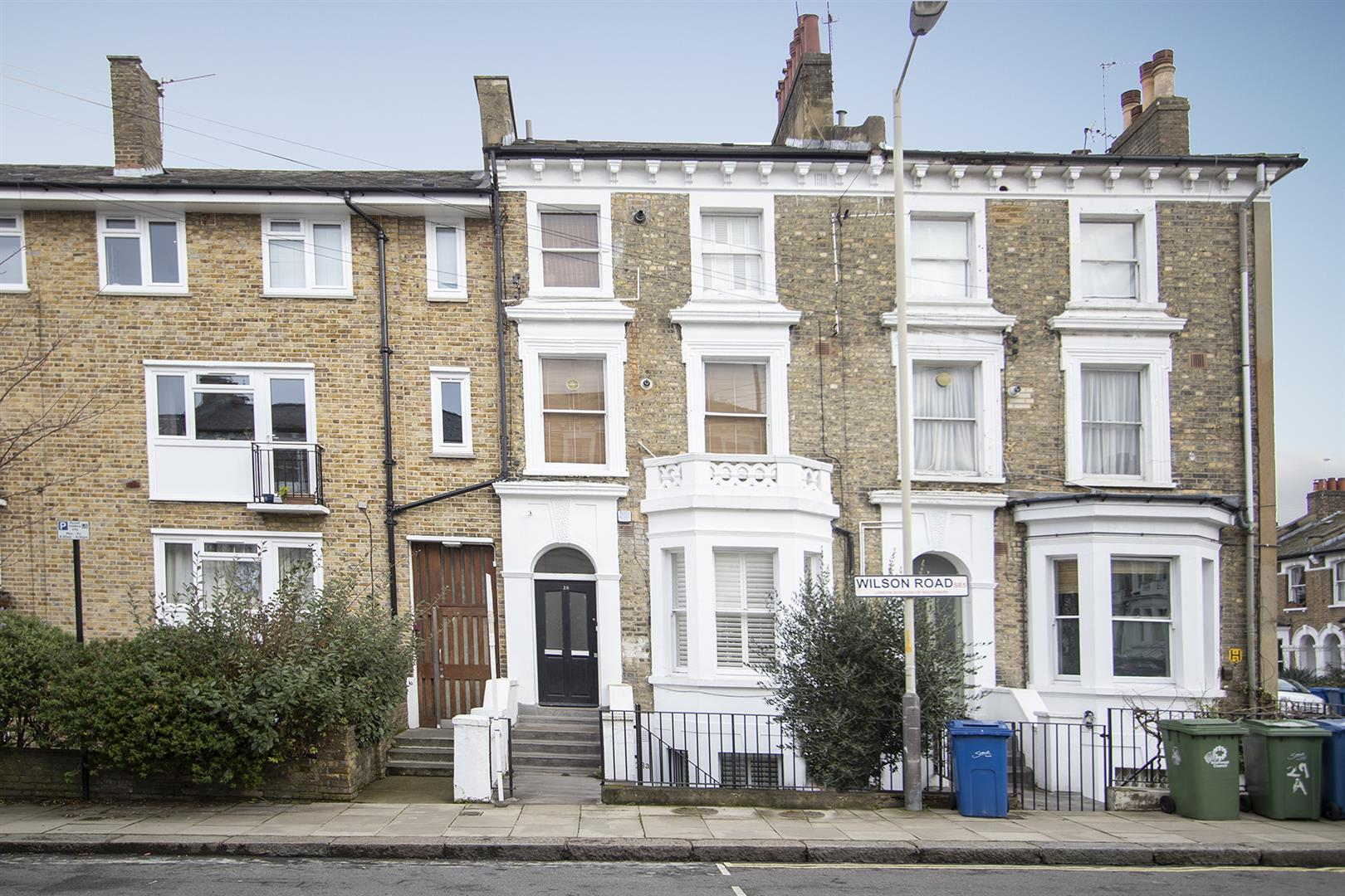 Flat - Conversion For Sale in Wilson Road, Camberwell, SE5 769 view1