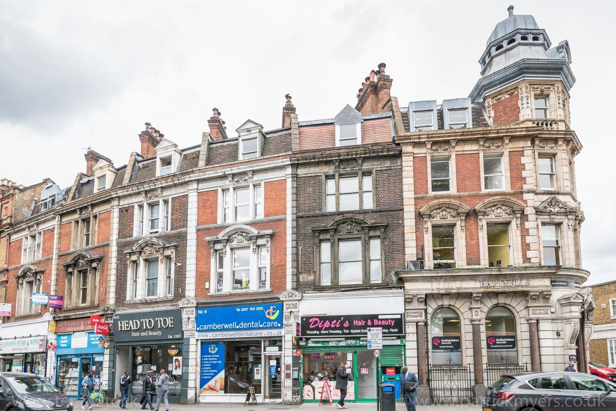 Flat - Conversion Sold in Wren Road, Camberwell, SE5 456 view1
