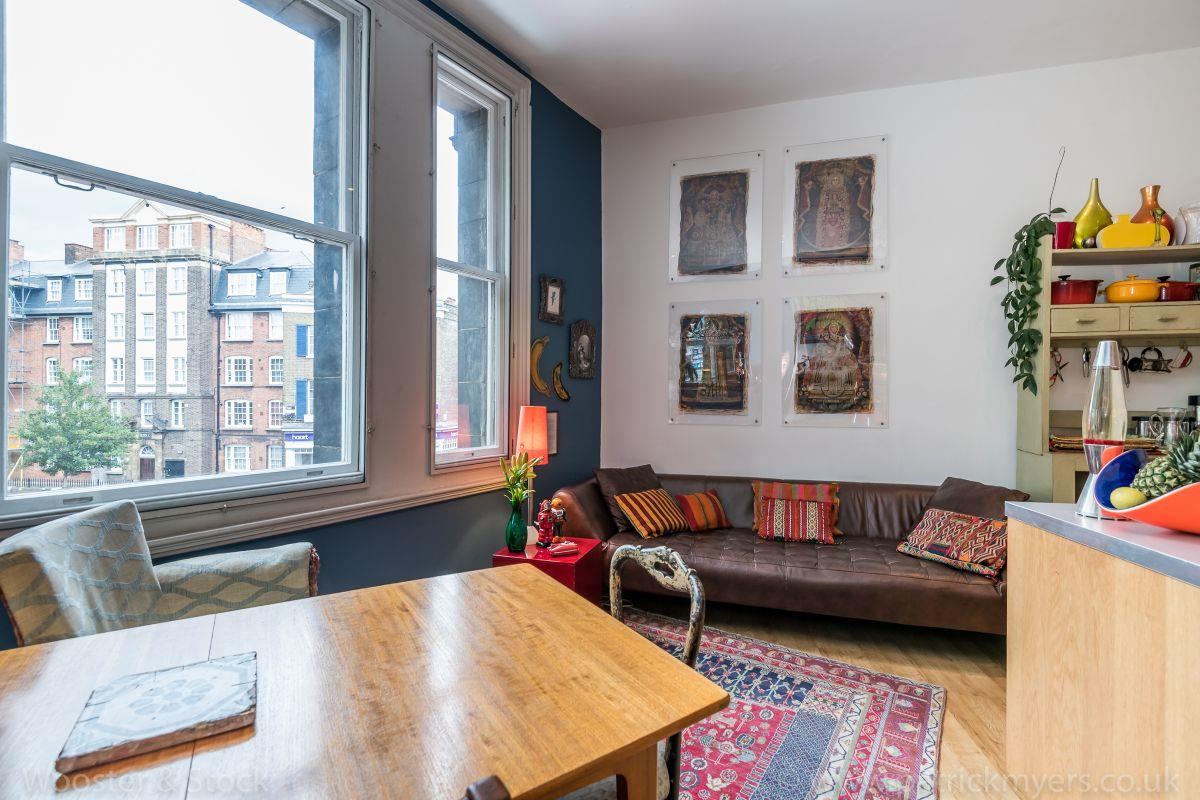 Flat - Conversion Sold in Wren Road, Camberwell, SE5 456 view8