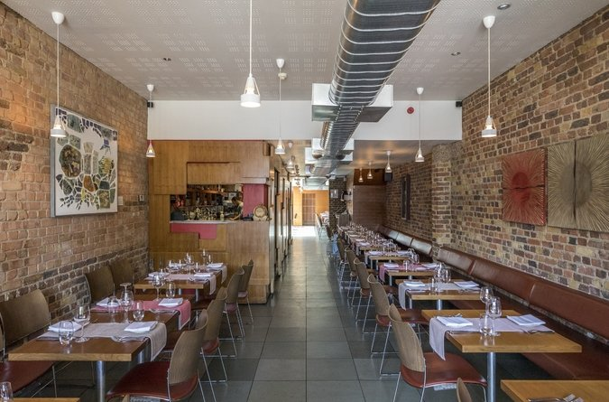 Area Guide Brockley Eat & Drink Babur