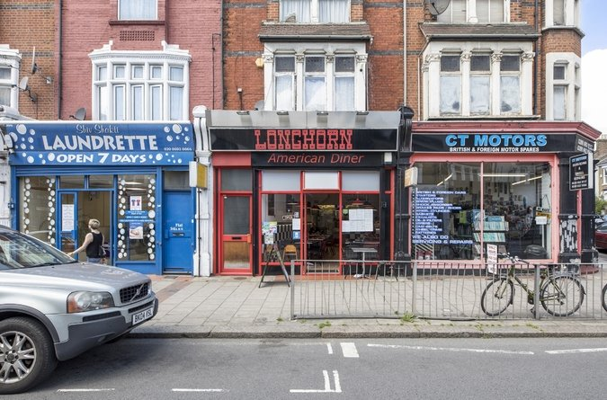 Area Guide Brockley Eat & Drink Longhorn American - Italian Diner