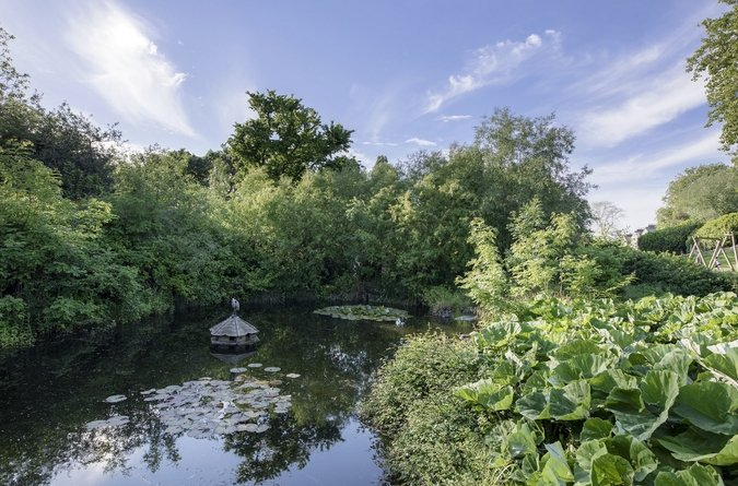 Area Guide Brockley Parks & Green Spaces Telegraph Hill Park