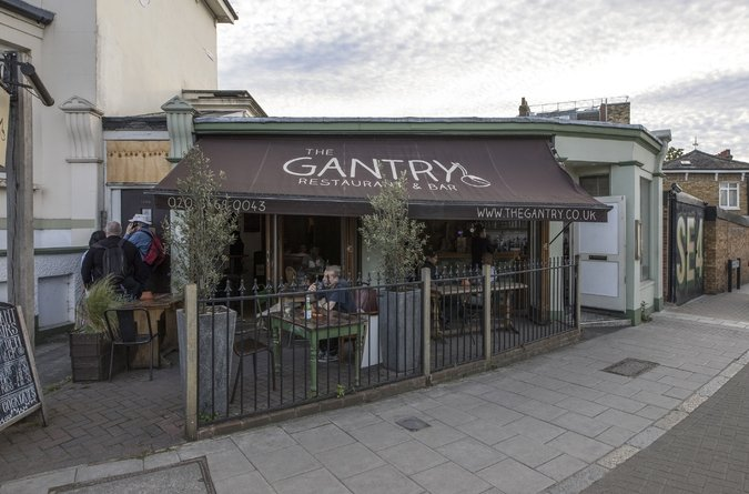 Area Guide Brockley Eat & Drink The Gantry