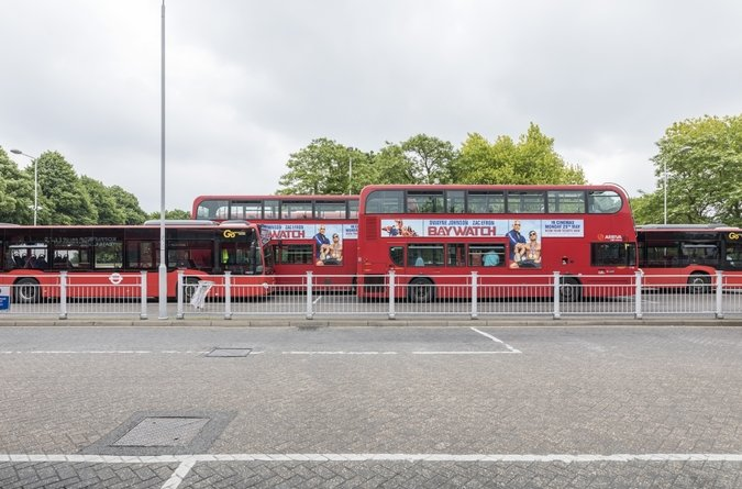 Area Guide Crystal Palace Transport Bus
