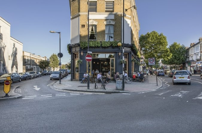 Area Guide East Dulwich Eat & Drink East Dulwich Tavern