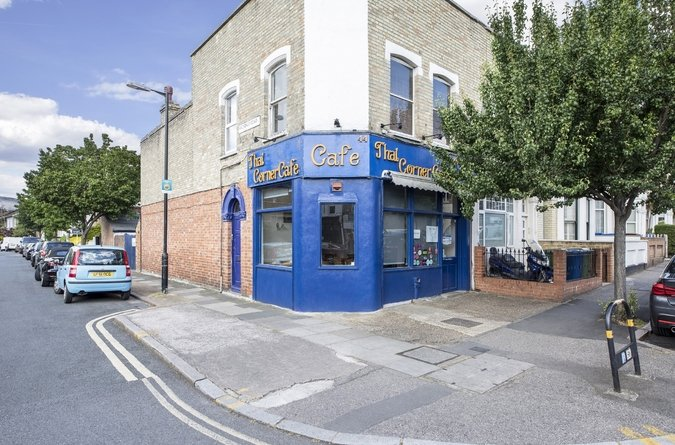 Area Guide East Dulwich Eat & Drink Thai Corner Cafe