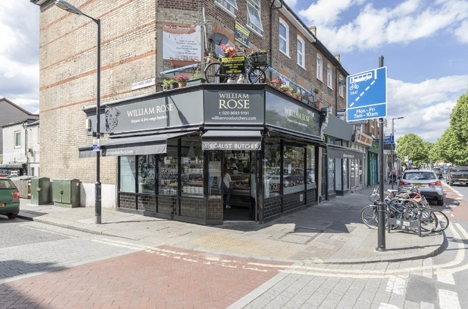 Area Guide East Dulwich Eat & Drink William Rose Butchers