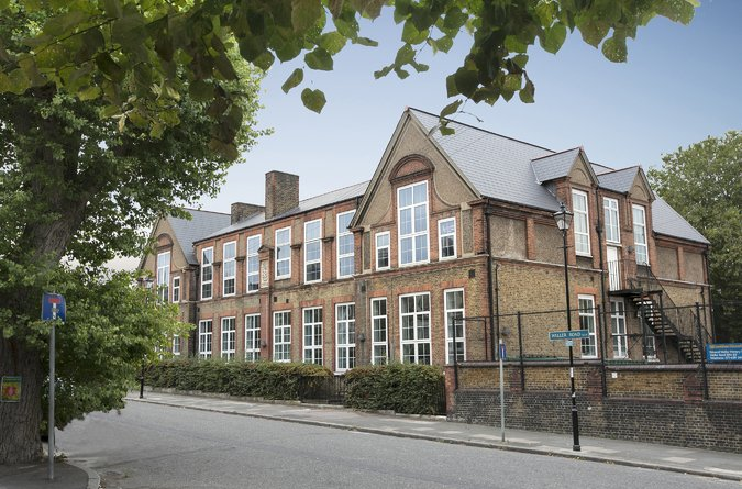 Area Guide New Cross & Telegraph Hill  Schools Edmund Waller Primary School