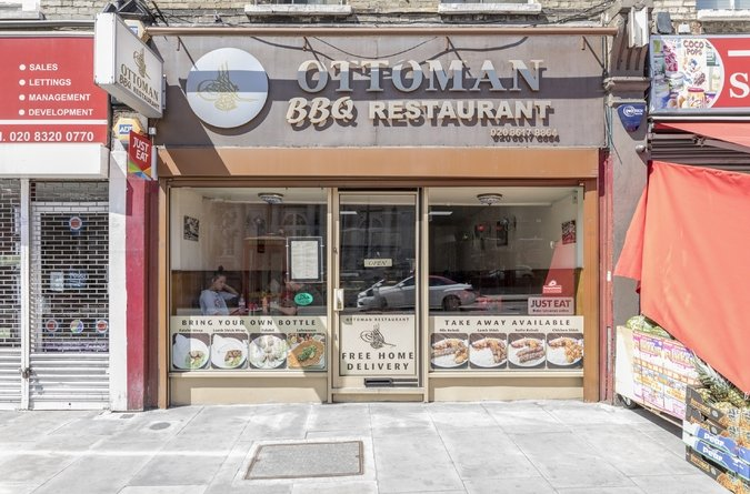 Area Guide New Cross & Telegraph Hill  Eat & Drink Ottoman BBQ