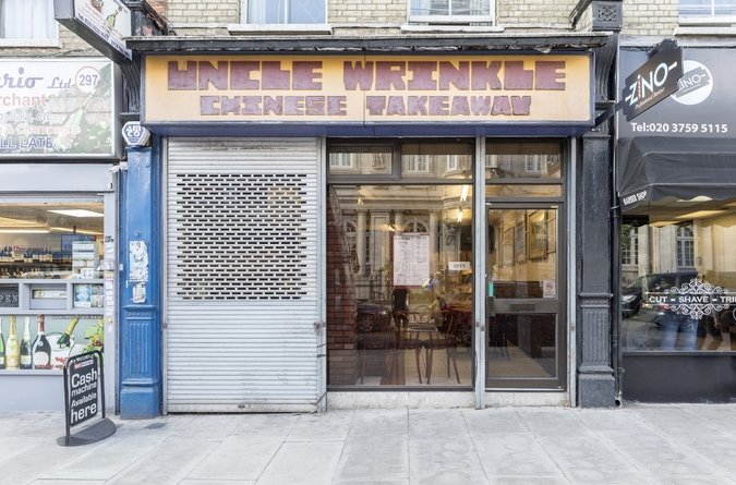 Area Guide New Cross & Telegraph Hill  Eat & Drink Uncle Wrinkle