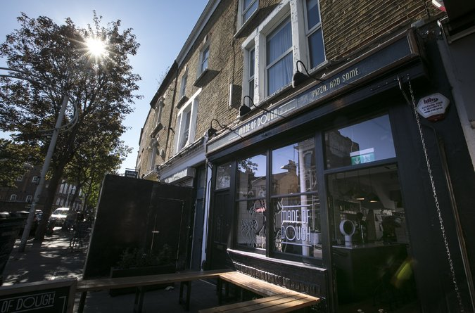 Area Guide Peckham Eat & Drink Made of Dough