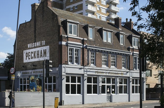 Area Guide Peckham Eat & Drink Prince of Peckham