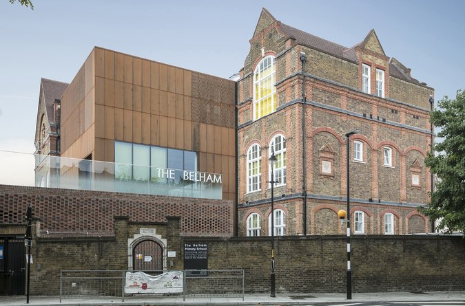 Area Guide Peckham Schools The Belham Primary School
