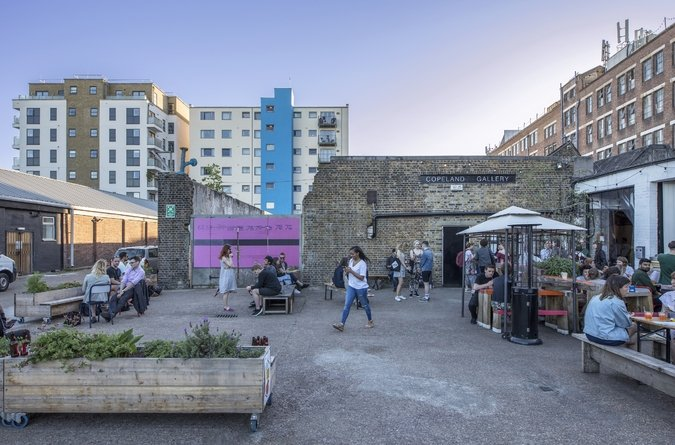 Area Guide Peckham Eat & Drink Bussey Building