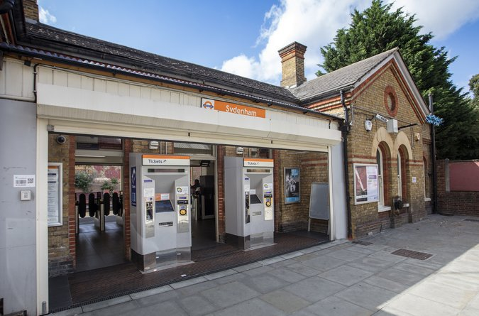 Area Guide Sydenham & Forest Hill Transport Sydenham Station