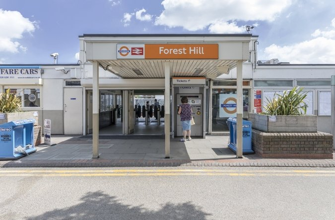 Area Guide Sydenham & Forest Hill Transport Forest Hill Station