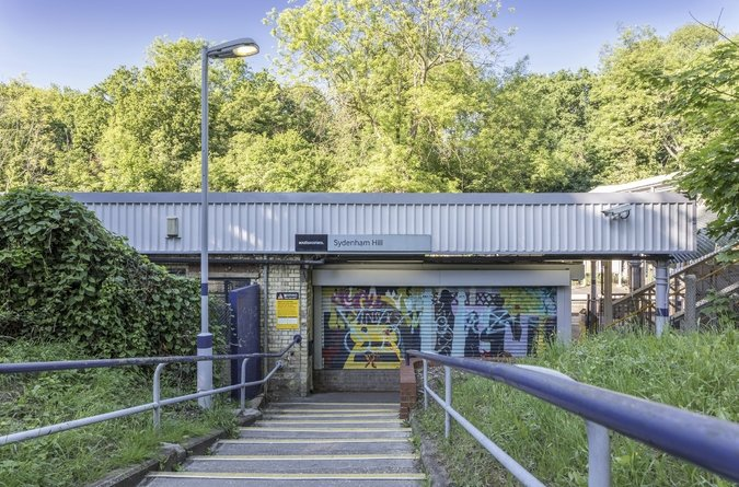 Area Guide Sydenham & Forest Hill Transport Sydenham Hill Station